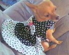 DOG DRESS/HARNESS  DISNEY  NEW FREE SHIPPING
