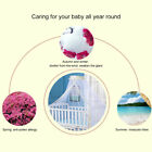 Summer Safe Baby Mosquito Net Cradle Bed Canopy Mosquito Net Crib Cot Netting