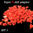 Topre to MX switches adapter For HHKB /Leopold FC660C/ Realforce Capacitive Keeb