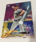 2018 Topps opening day Gerrit Cole basebal card #183 MLB Pittsburgh Pirates mint