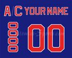 New York Islanders Customized Number Kit for 1972-73 Blue Jersey $34.99 USD on eBay