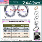 Kyпить Ring Size Adjuster Invisible Clear Jewelry Fit Reducer Guard  US Small and Large на еВаy.соm