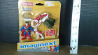 Fisher Price DC SUPER FRIENDS IMAGINEXT SUPRMAN & Dog