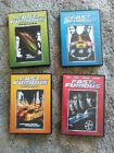 Fast and Furious 1-4 DVDs Lot