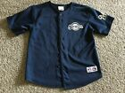 Youth Brewers jersey Greinke size 10/12 blue