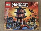 LEGO Ninjao Temple of Airjitzu (70751) New Factory Sealed Retired