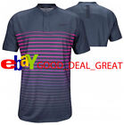 NIKE TIGER WOODS TW COOLING GRAPHIC GOLF POLO SHIRT 892317-472 > Pick Size