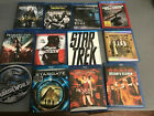 Blu-Ray movie Bluray lot Star Trek Stargate Resident evil Oceans Jurassic park