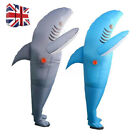 Inflatable Funny Costumes Shark Adult Christmas Fancy Dress Scary Dress Costume