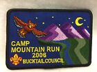 (nct) Boy Scouts - Bucktail Council - 2006 Camp Mountain Run patch