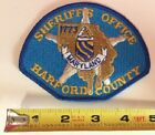 HARFORD COUNTY, MD  Sheriff's Office Patch Circa 1990-1995  NICE!