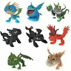 How to Train Your Dragon 8 pcs Action Figures Set