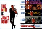 You Only Live Twice James Bond 007 Movie Poster SM MD LG FREE SHIPPING $11.99 USD on eBay