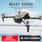 ZLRC Beast SG906 Drone GPS 5G WIFI 4K Ultra Camera Brushless Drohne Foldable RC