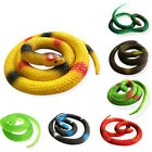 1 Pce Simulation Snake Rubber Fakes Funny April Fools Joke Funny Gags TrickToyRF