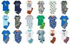 NWT Gymboree Boys Pajamas Set Short Sleeve Top and Shorts