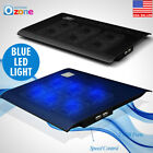 6 Fans USB Laptop Cooling Pad Cooler Pad Radiator Cooling for Laptop Notebook