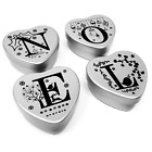 Christmas Eve 2018 Gift. Set of 4 mini filled heart shaped tins in a gift box.
