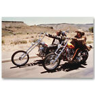Easy Rider Motorcycle Classic Movie Canvas Poster Art Prints  8x12 16x24 inch for sale  Shipping to Canada