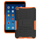 For Xiaomi Mi Pad 4 High Impact Armour Case Tough Rubber Shockproof Stand Cover