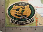 Patch,    USAF ,   B-57 , USAF , US AIR FORCES , Doom P Squadron , B-57 PATCH