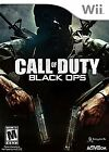 .Wii.' | '.Call Of Duty Black Ops.