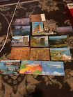 Vintage lot of 70's Post Cards Isreal