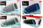 JBL Charge 3 by Harman Portable Bluetooth Speaker IPX7 Waterproof Black Red