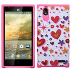 For N9518 Warp Elite Hard Design +Silicone Cover Protector Case