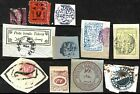 952 - MIDDLE EAST - 1890-1920 - SMALL SELECTION OF FORGERIES - FAUX - FAKES
