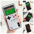 Game Console Phone Case Apple iPhone X XS Max XR 6 7 8 Plus Soft Game Back Cover