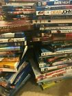 U Pick DVD or Blu Ray Action Drama Comedy Kids Horror++Many Titles A-M *READ*