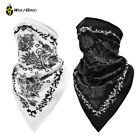 Motorcycle Face Mask Neck Cover Balaclava Cycling Bike Ski Outdoor Bandana Tube