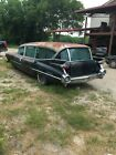 1959+Cadillac+Commercial+Chassis+Hearse%2Fambulance+combo