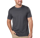 DKNY  Mens Mercerized Solid Short Sleeve Tee T-Shirt Size&Color: Variety NWT!!