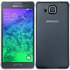 Samsung Galaxy Alpha 32gb 4g Lte Finger Scanner 13mp Unlocked Smart Phone