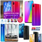 6.2'' X23-3 6g+128g Android 9.1 Face Unlock Wifi Smartphone Sim Mobile Phone New