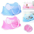 New Baby Kids Portable Folding Travel Bed Crib Canopy Mosquito Net Tent US H6L0G image