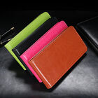 Vertical Leather Case Flip Magnetic Protective Phone Cover For Apple/Sony/Asus