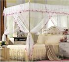 Princess Bedding Canopy Mosquito Netting Or Bed Frame Twin Twin XL King Size New image