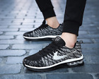 Men's Classic Outdoor Running Sports Athletic Sneakers Walking Shoes Mid Top