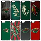Minnesota Wild Logo Hard Phone Case Cover For iPhone X XR XS 5 6 7 8 S9 S10 S10+ $12.99 USD on eBay
