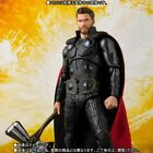 S.H.Figuarts Bandai Avengers Infinity War Thor SHF Action Figures KO Version Toy