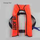 Adult Manual/ Automatic Inflatable Life Jacket Inflation 150N PFD Survival Vest