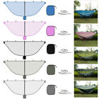 Внешний вид - Portable Outdoor Camping Hiking Mosquito Net for Double Hammock Hanging Bed