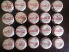 Lot of 20 Vintage Coca Cola Coke Crown Bottle Caps Corked Lined $9.99  on eBay