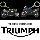 Authentic TRIUMPH Key Ring Motorbike Motor Cycle Biker - None Scratch Rubber £2.99 GBP on eBay