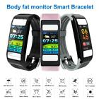 Smart Bracelet Watches Fitness Tracker Heart Rate Monitor Sports for Android iOS