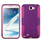 Astronoot Hard Shell + Silicone Protector Cover Case for Samsung Galaxy Note II