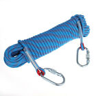 10-30M 10mm Rescue Rope Climbing Cord for Safe Rescue Rappelling Hiking Portable